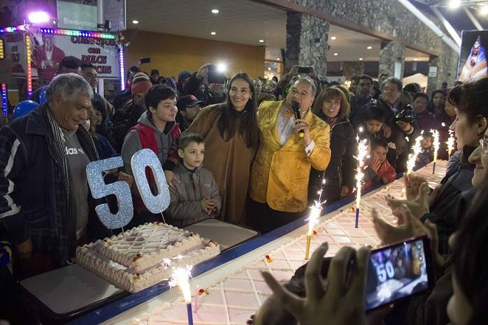 El Cubanitero Daniel Festejo los 50 Años del Poncho