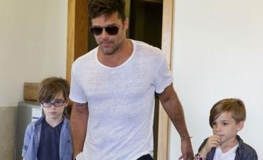 La modelo venezolana Eglantina Zingg podria ser la madre de los hijos de Ricky Martin