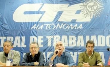 La CTA -A- confirmó que moviliza el 7 de agosto en el día de San Cayetano