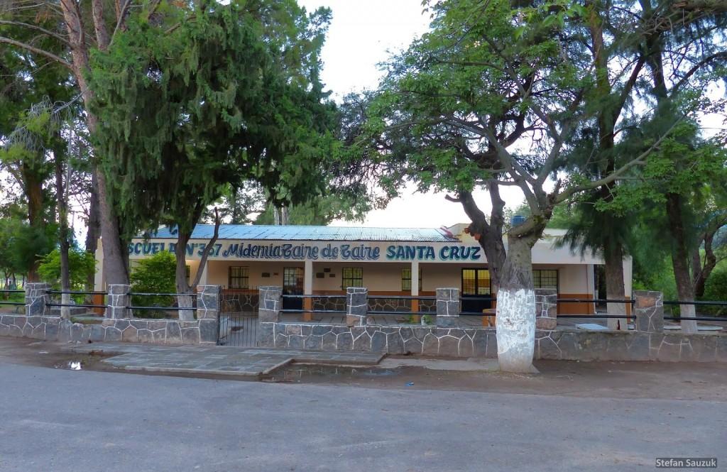 Nuevamente tres escuelas blanco de  los delincuentes dos de Capital una de Valle Viejo
