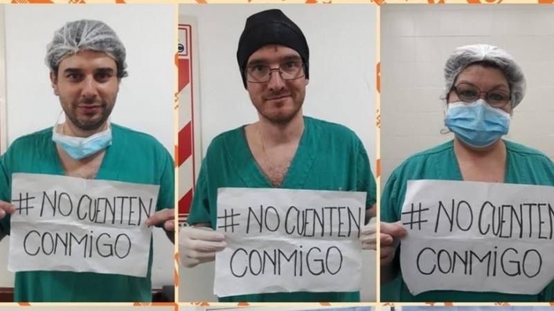 Los médicos por la vida lanzan campaña: NO CUENTES CONMIGO