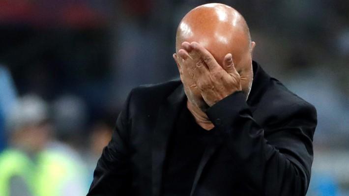 Los extravagantes gastos de Sampaoli durante la conducción de la Selección