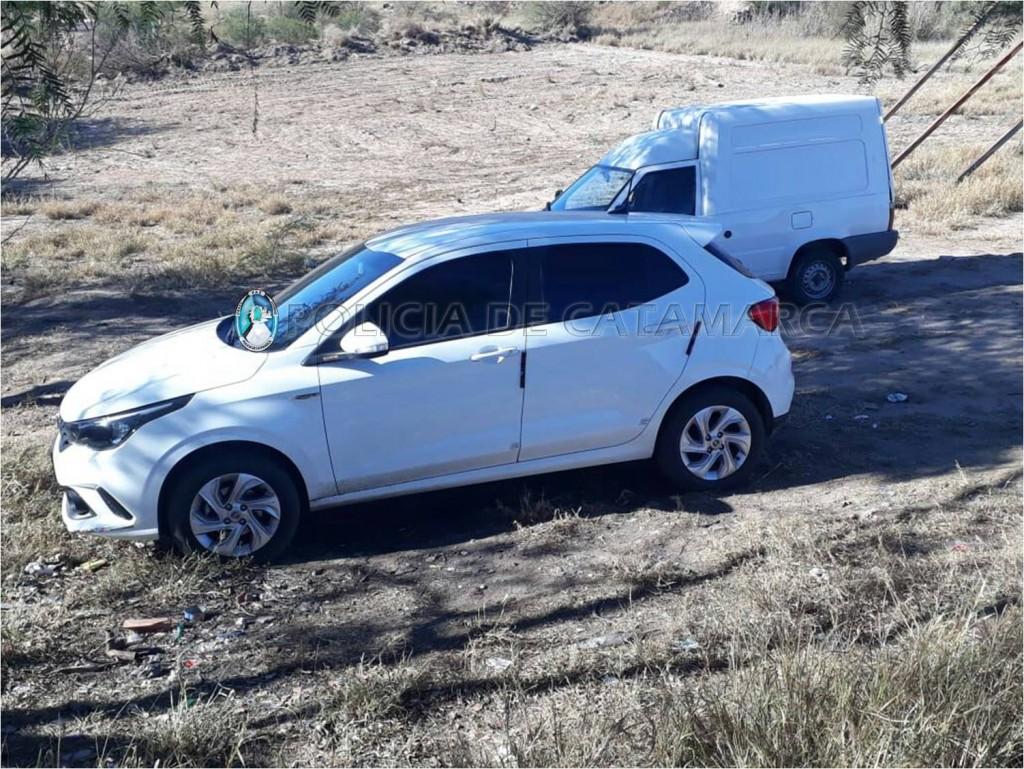 Secuestran veintinueve vehículos en puestos camineros