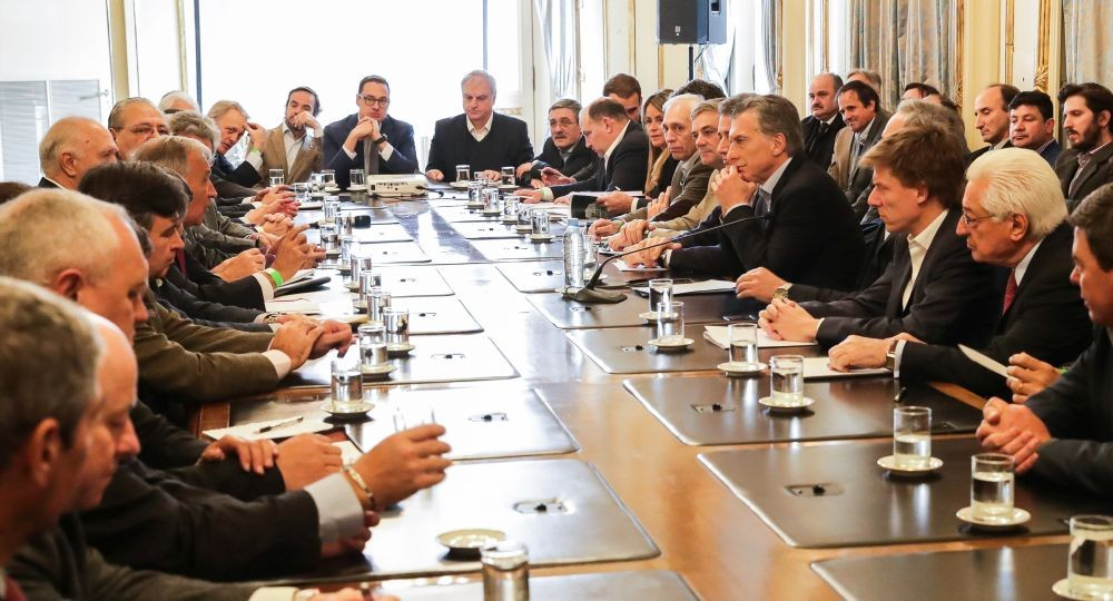 Frigoríficos prometieron a Macri no aumentar el precio de la carne en los próximos meses