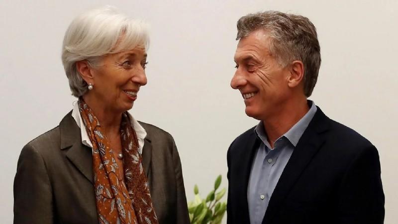 Gran expectativa por la llegada de Lagarde para entrevistarse con Macri