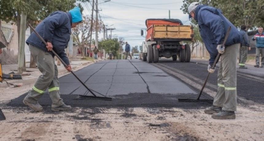 Avanza nueva arteria alternativa a la avenida Virgen del Valle
