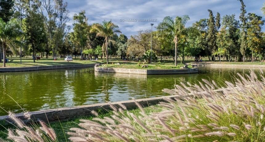 Mejoras en el Parque Adán Quiroga