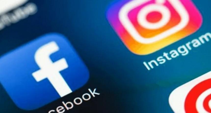 Facebook e Instagram, prohibido para menores