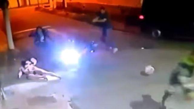 Intentó robar una moto y su dueño era policía: murió acribillado a tiros