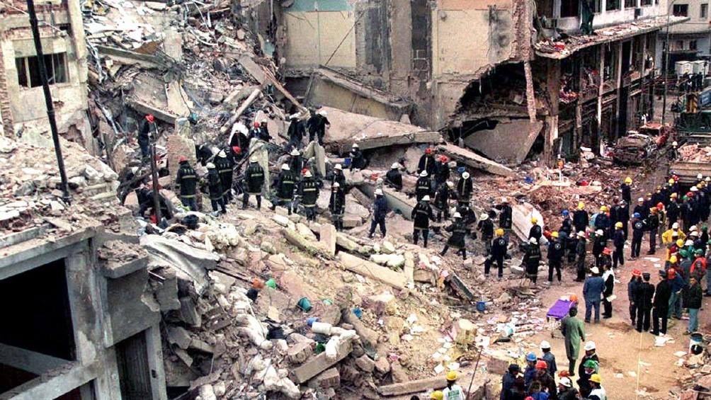 A 25 años del atentado a la AMIA declaran a Hezbollah como organización terrorista