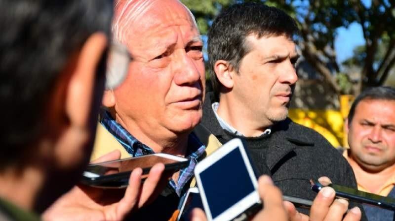La obra de cloacas de Valle Viejo serán inspeccionadas por funcionarios nacionales