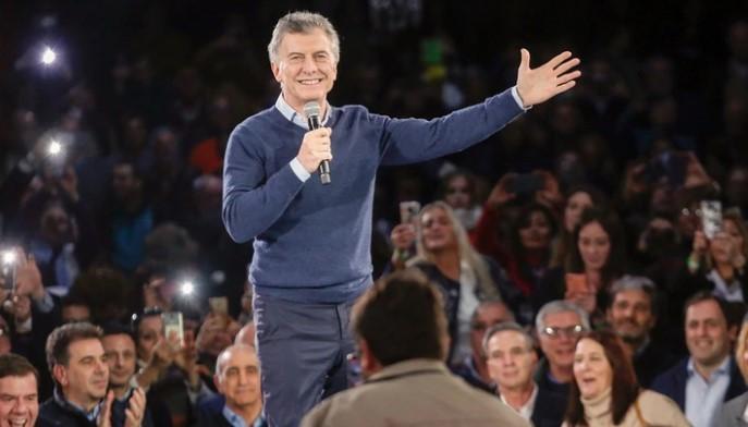 Mauricio Macri de cara a las PASO: No es cualquier elección, se van a decidir muchas cosas
