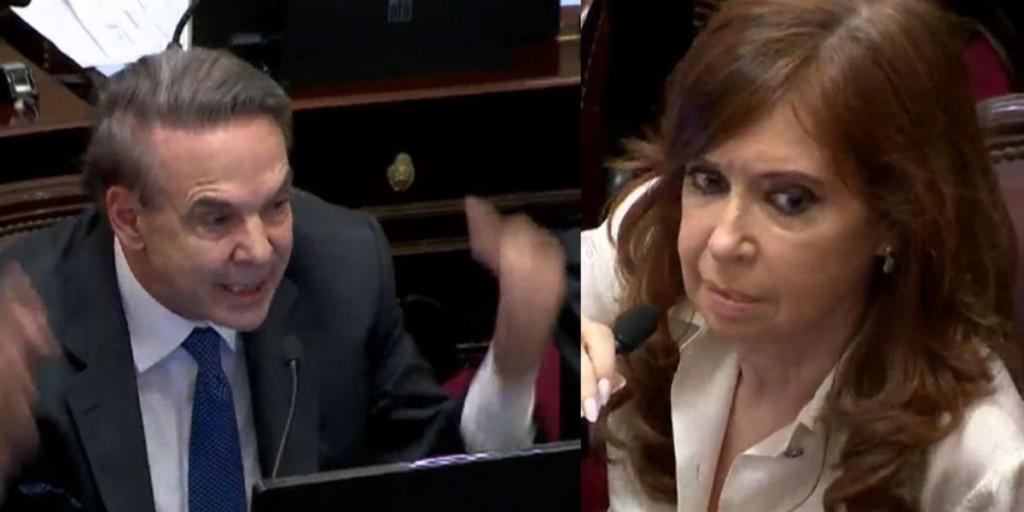 La guerra de los vices: ¿Cómo está la pelea Cristina- Pichetto en las redes sociales?