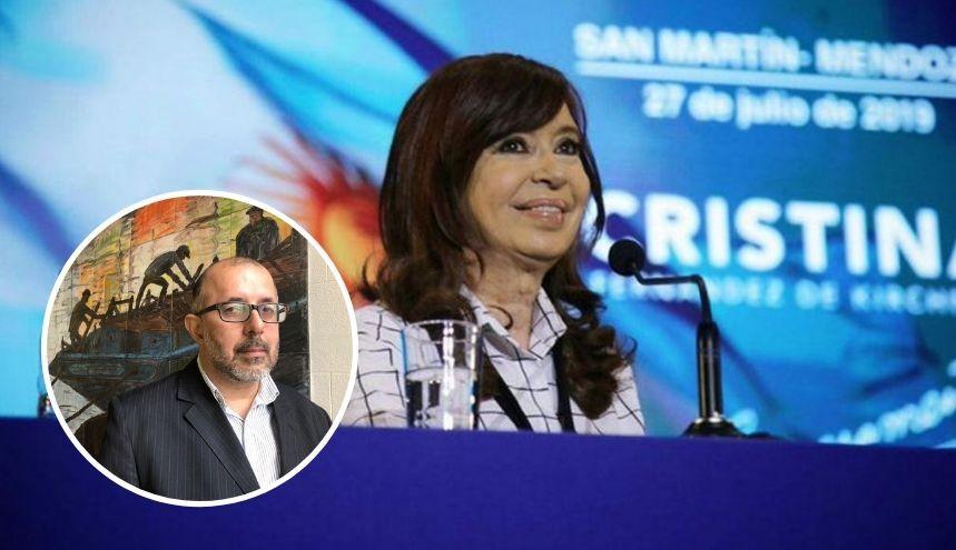 Venezolano en Mendoza: Sentimos como una burla lo que dijo la ex presidenta