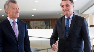 Macri quiere buscar junto con Brasil un acuerdo comercial con EE.UU.