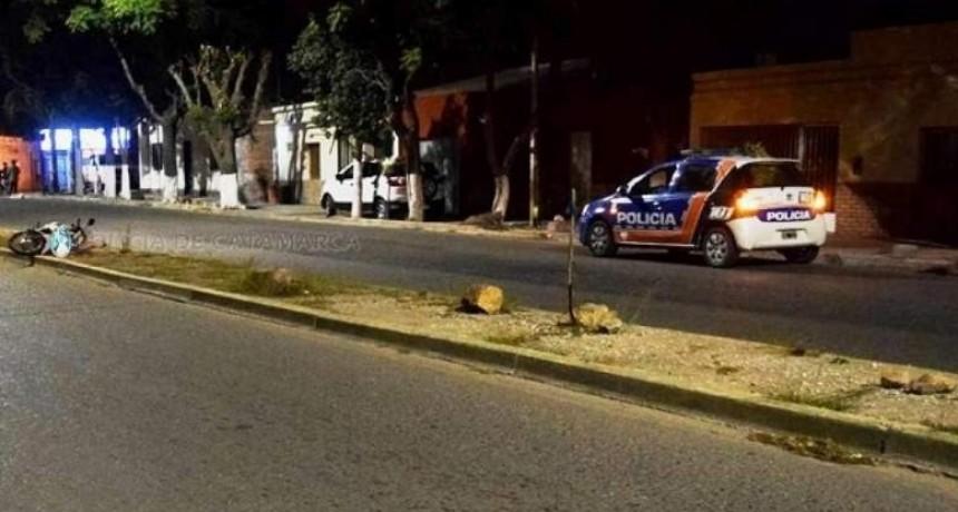 Accidente fatal en La Chacarita