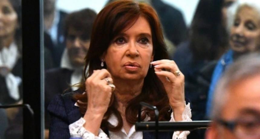 Sin Cristina, se reanudará el juicio