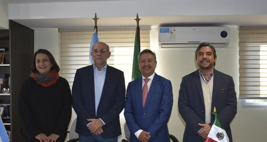 Convenio entre la UNCa y su par Ixtlahuaca México