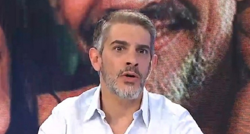 Pablo Echarri:  si comprueban que CFK es culpable en alguna de sus causas sentiria asco y mucha vergüenza