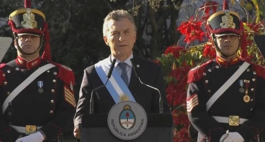 Mauricio Macri en Tucumán: Nunca es fácil llevar adelante una transformación tan grande