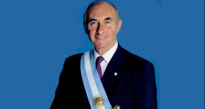 Los mensajes de los dirigentes políticos por la muerte de Fernando de la Rúa