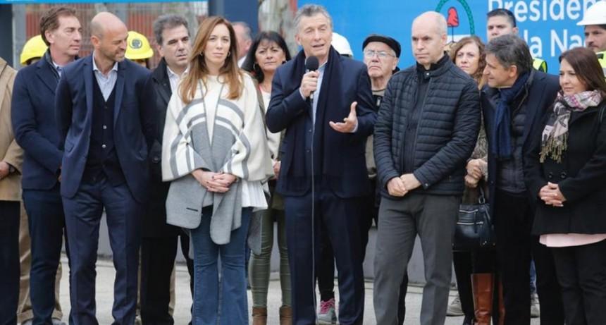 Macri abre la campaña con todos los candidatos del oficialismo en Parque Norte