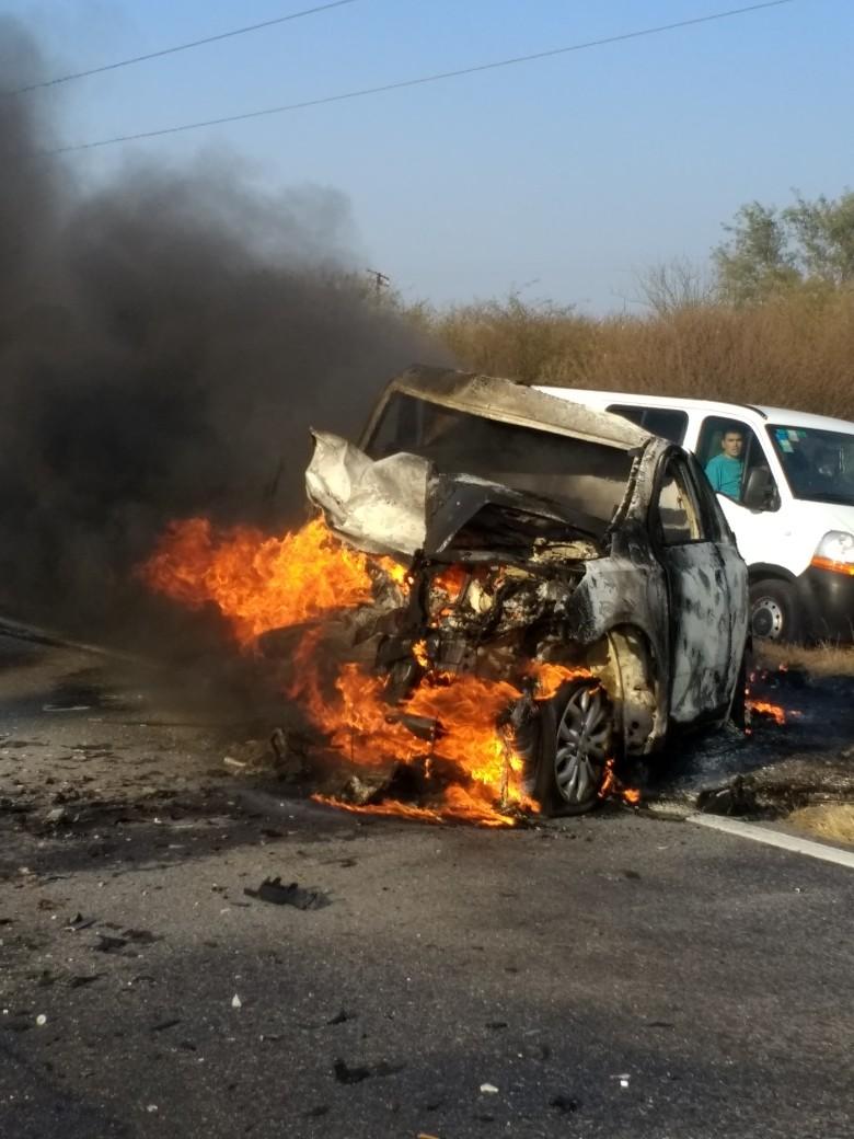 Dos mujeres fallecieron en accidente de tránsito
