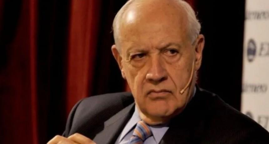 Lavagna descartó la posibilidad de ser el ministro de Economía de Alberto Fernández