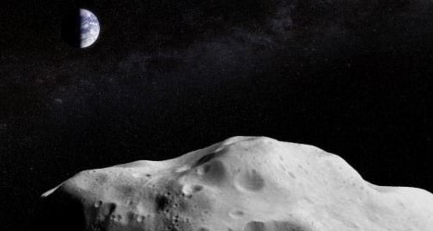 Un asteroide del tamaño de la Gran Pirámide de Guiza pasará cerca de la Tierra hoy