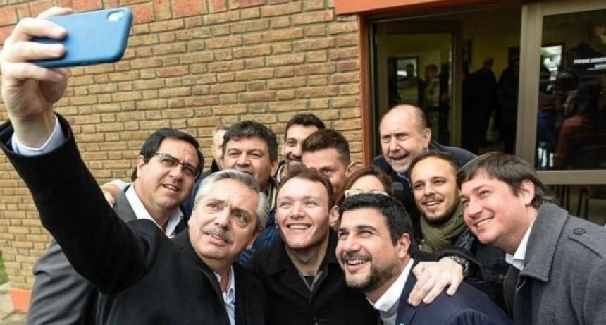 Alberto Fernández despliega amplia agenda en Santa Fe
