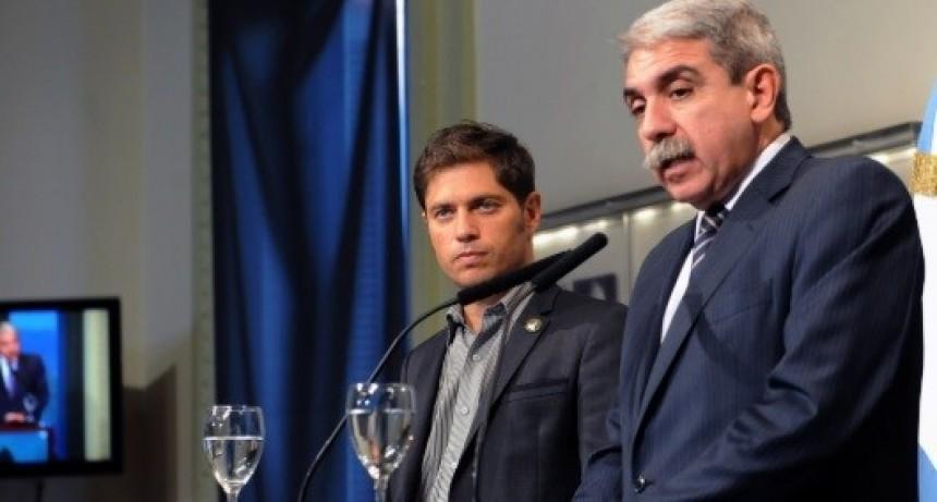 Kicillof contra los dichos de Aníbal Fernández: La comparación de Vidal con un femicida me resultó penosa