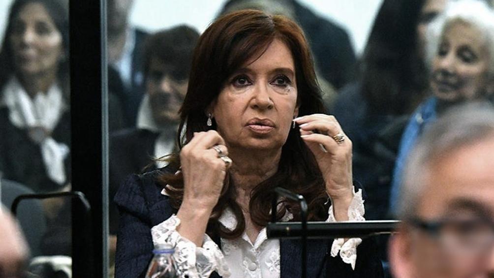 Confirman la ampliación de procesamiento a Cristina Kirchner