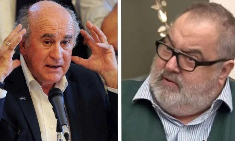 Parrilli comparó a Lanata con el represor de la dictadura Alfredo Astiz