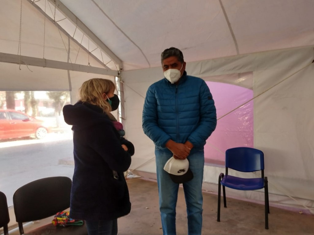 Trabajos epidemiológicos en Belén