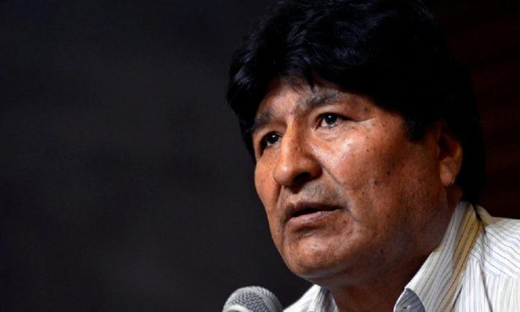 Imputan al ex presidente Evo Morales por terrorismo y piden su detención