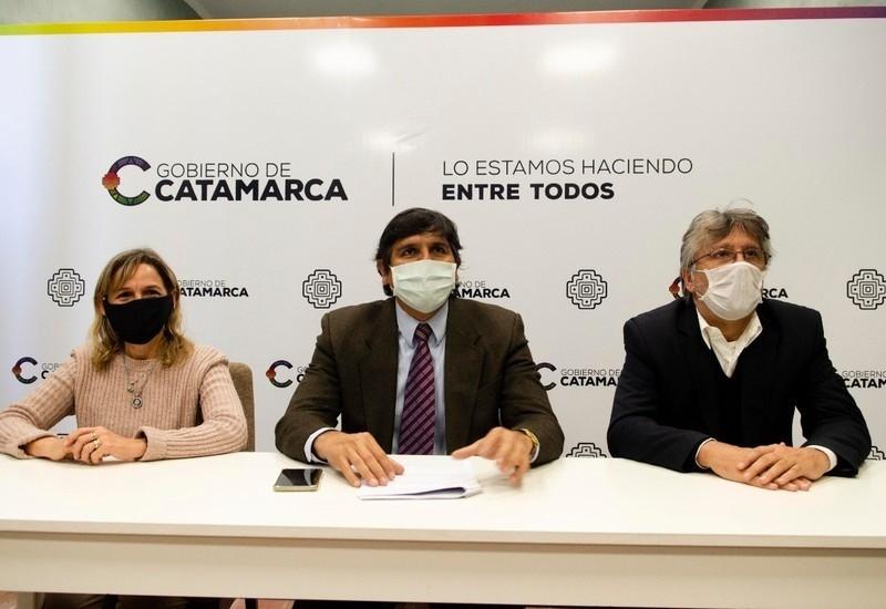 El COE informó que no hay nuevos casos de covid-19 en Catamarca