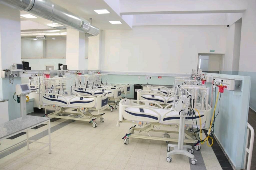 """Hospital """"Carlos Malbrán""""  funcionando con normalidad."""