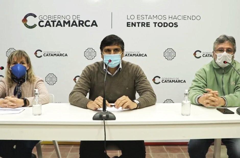 Se registró un nuevo caso positivo de coronavirus en Catamarca y ascienden a 40