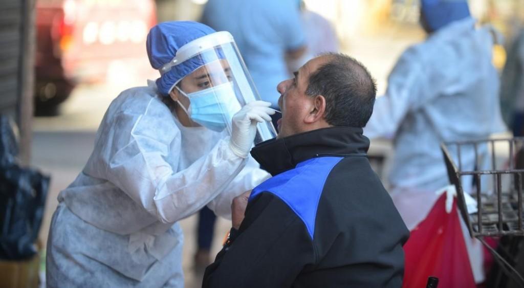 Coronavirus: confirmaron 14 nuevas muertes y asciende a 1.859 la cantidad de víctimas en el país