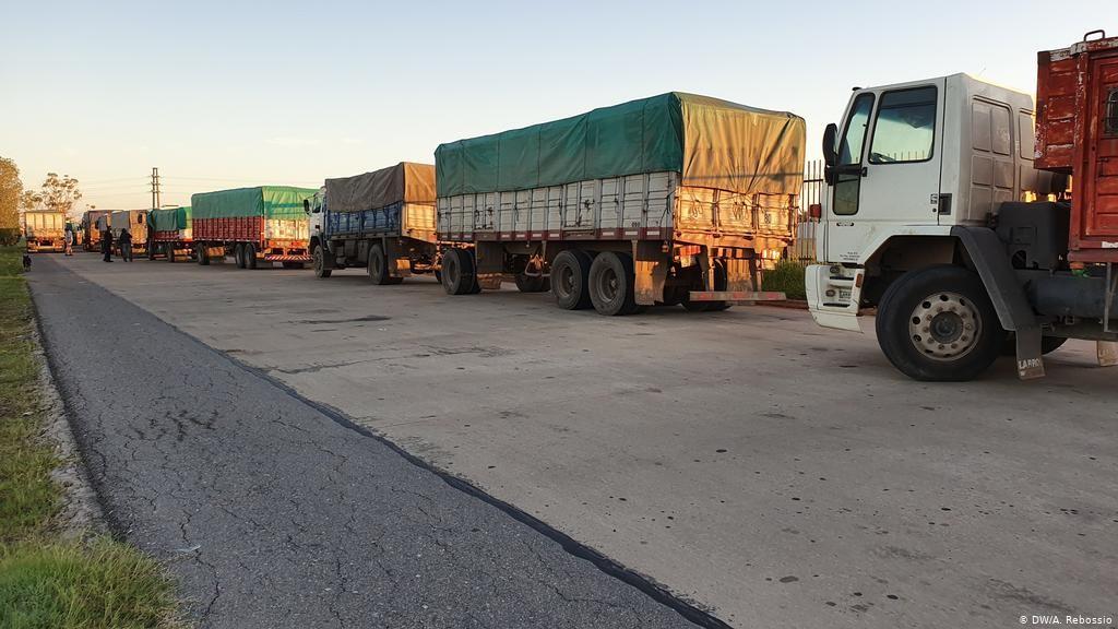 Ultiman detalles del nuevo puesto de testeos para camioneros locales