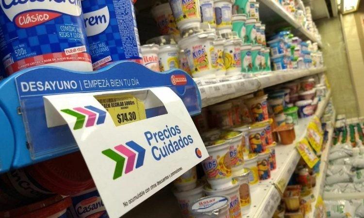 Precios Cuidados: renuevan el listado de productos y algunos aumentarán hasta el 9%