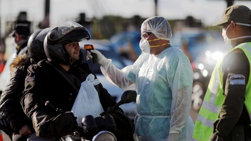 Coronavirus: 4.231 nuevos casos y 40 muertos en las últimas 24 horas en Argentina
