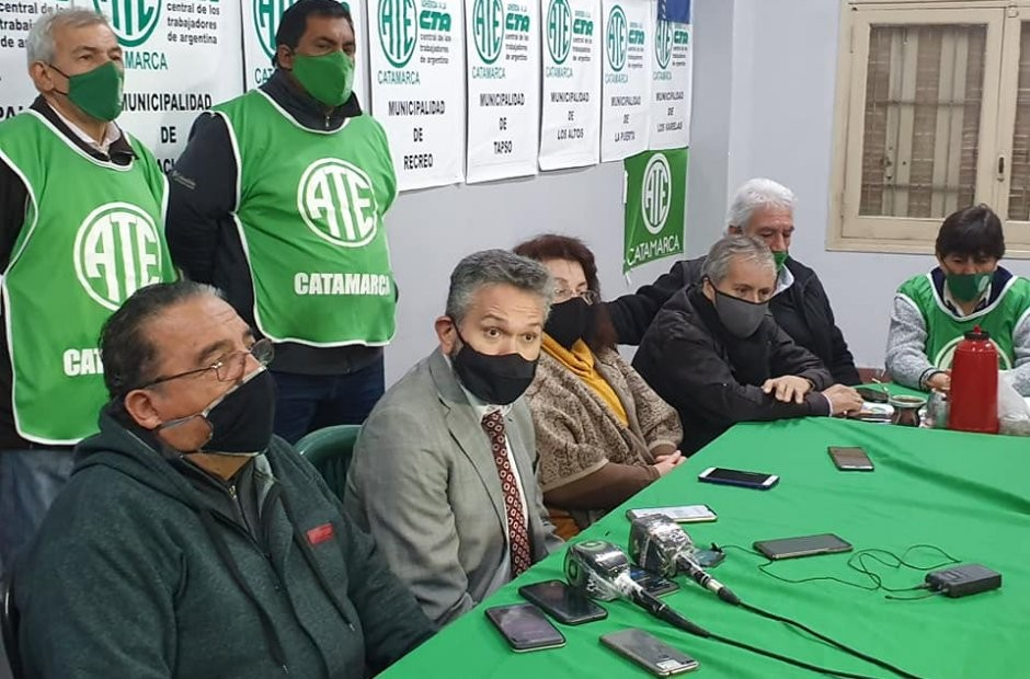 FUSSI, en estado de alerta: No nos venderemos como la oposición se vendió