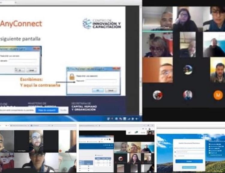 El CIC dio inicio a las capacitaciones a través de su nueva plataforma virtual