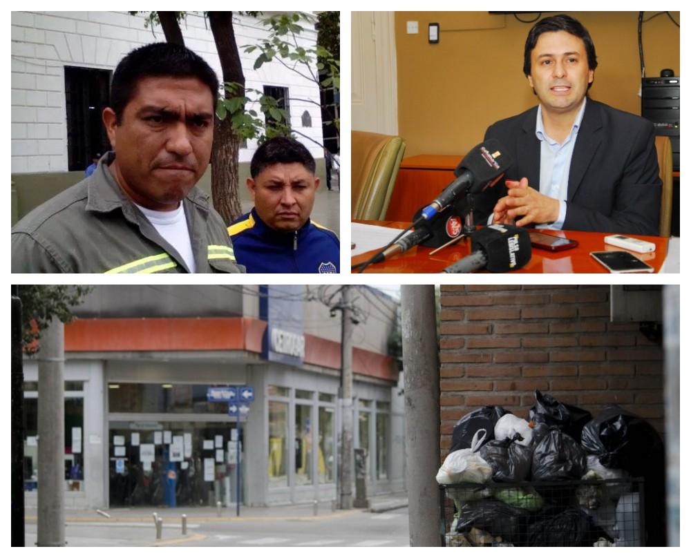 Gustavo Aguirre disparó contra Walter Arévalo y adelanta que habrá descuentos por el paro
