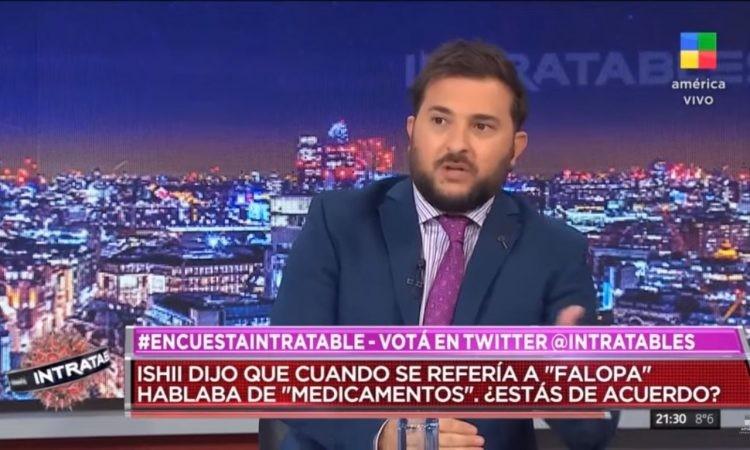 """Brancatelli sobre Ishii: """"Se ponen estrictos porque es un intendente peronista, popular y morocho"""""""