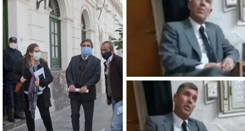 El jury de enjuiciamiento podría expedirse sobre la situación de Morales y Da Pra en los próximos días