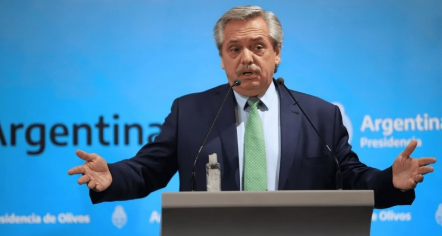 Alberto Fernández: Me equivoqué con el tema Vicentin porque pensé que todos iban a salir a festejar