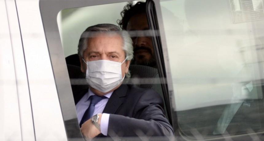 FERNÁNDEZ dijo que esta semana presenta la reforma judicial y no descartó ampliar la Corte