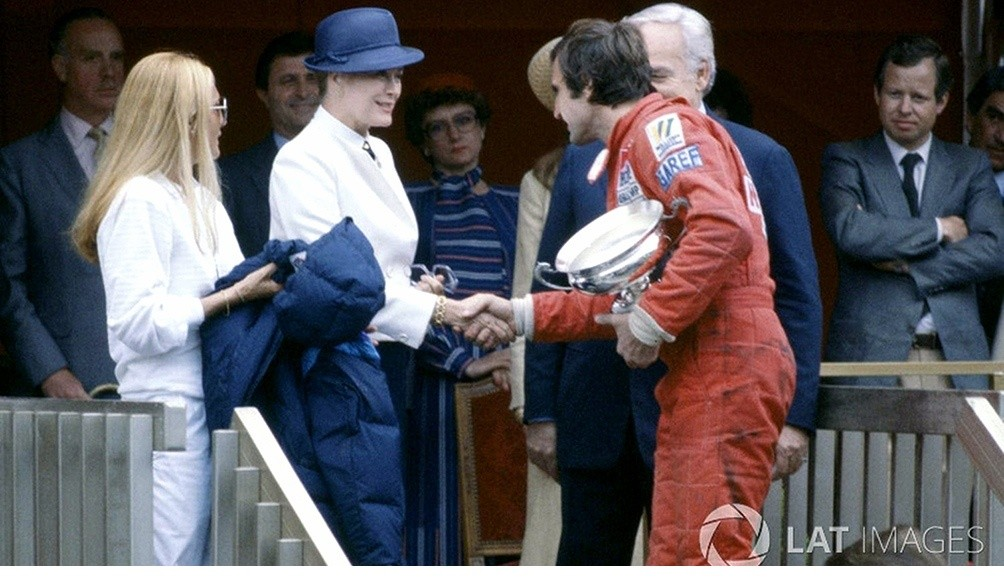 Reutemann: Del glamour de Montecarlo a la desobediencia en Brasil